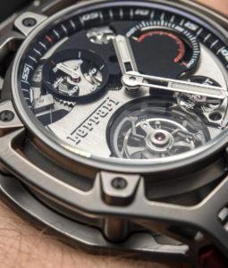 Baselworld 2017 Replik Uhren Hublot Ferrari Tourbillon Chronograph