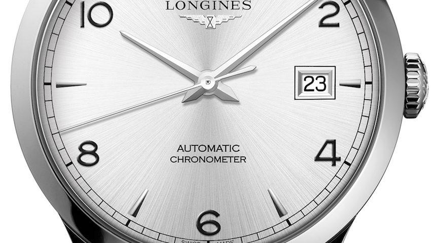 Neu Replik Uhren Longines Record Zum Baselworld 2017