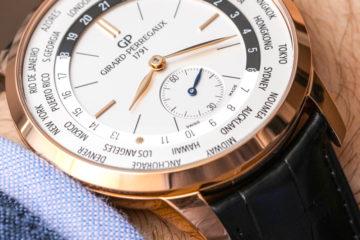 SIHH 2017 Girard-Perregaux 1966 Replik Uhren Libéré