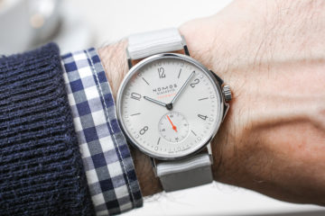 Baselworld 2017 Nomos Glashutte Ahoi Neomatik Replika Uhren