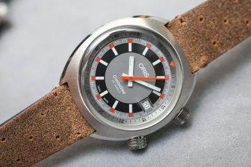 Neue Oris Chronoris Date Uhren Replik 2017