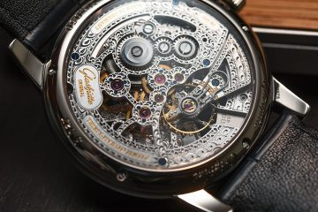 Replika Uhren Glashütte Original Senator Moon Phase Skeletonized Edition Rezensieren