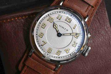 Baselworld 2017: Bericht Für Replik Uhren Oris Big Crown 1917 Limitierte Auflage