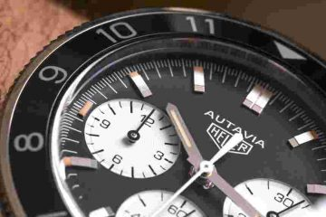 Replica Uhren TAG Heuer Heritage Autavia Automatik Chronographen