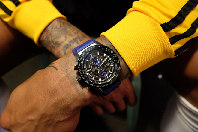 Replica Uhren TAG Heuer Neuester Markenbotschafter Überprüfung