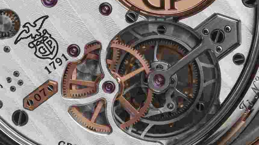 Replica Uhren Girard-Perregaux Laureato Tourbillon Überprüfung