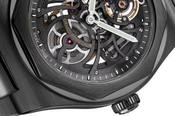 Replica Uhren Girard-Perregaux Laureato Skeleton Ceramic Für Cyber Montag