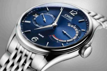 Replica Uhren Oris Artelier Calibre 111 Blau