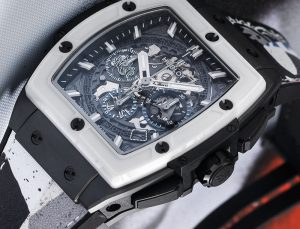 Replica Uhren Hublot Spirit of Big Bang Westküste Keramik Schwarz