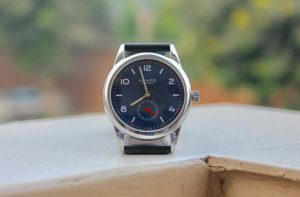 Replica Uhren Nomos Glashutte Timeless Club II Rezension