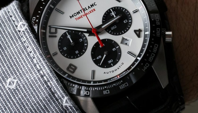 2018 Replica Uhren Montblanc Timewalker Manufaktur Chronograph Rezension