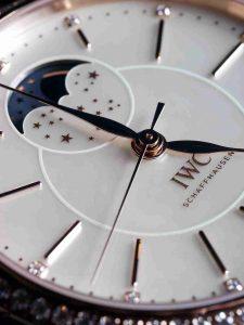 Mondphase Version Replica Uhren IWC Portofino Mid-Size Sammlung