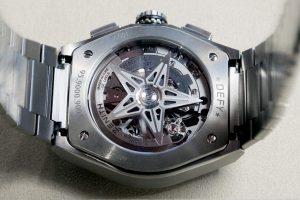 Replica Uhren Zenith Defy El Primero 21 Titanium 44mm Automatik Chronograph