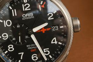 Replika Uhren Oris GMT Rega Automatisch Limitierte Auflage Rezension