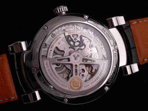 Replica Uhren IWC Da Vinci Automatisch Edition 150 Jahre 18 K Rotgold Rostfreier Stahl