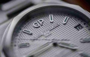 Replica Uhren Girard-Perregaux Laureato Stahl 42mm Bewertung