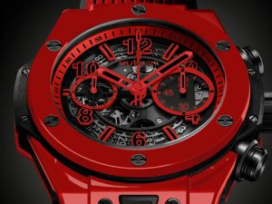 Replik Uhren Hublot Big Bang Unico Red Magic Chronograph Rezension