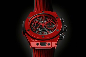 Replik Uhren Hublot Big Bang Unico Red Magic Chronograph Rezension