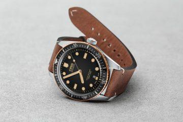 Swiss Replica Uhr Oris Divers Sixty-Five Bronze Limitierte Auflage 42mm Vorstellen