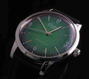 Replica Uhren Glashütte Original's neues Sixties Annual Edition Grünes Zifferblatt Rezension