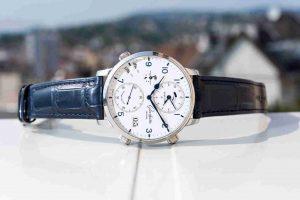 2018 Replica Uhren Glashütte Original Senator Cosmopolite Serious Business World Traveller Einführung