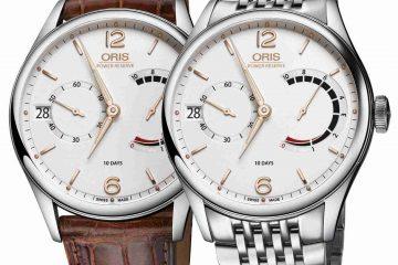 Replica Uhren Oris Artelier Calibre 111 mit goldenen Highlights für 2018 Schwarzer Freitag