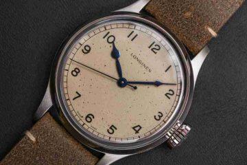 2018 Weihnachten Sonderausgabe Replica Uhren Longines Heritage Vintage Military Automatik 38.5mm Bewertung