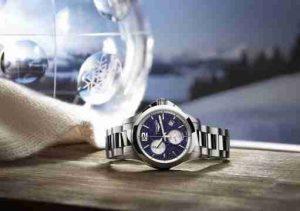 Baselworld 2019 Replica Uhren Longines Conquest Quartz Chronographen von Mikaela Shiffrin Edelstahl 36mm Bewertung