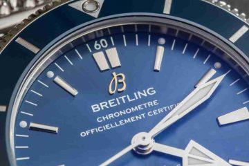 Replica Uhren Breitling Superocean Heritage II B20 Automatik 42