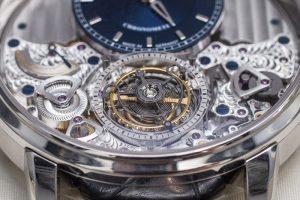Replica Uhren Glashütte Original Senator Tourbillon Limitierte Auflage