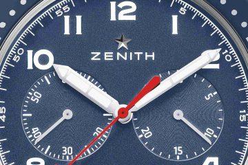 Replica Uhren Zenith Pilot Chronometer TYP CP-2 Auflage USA