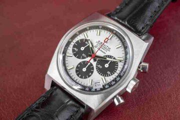 Replica Uhren Zenith El Primero Automatik Chronographen A384