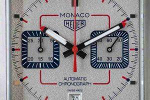 Replica Uhren TAG Heuer Monaco 1989-1999 Einkaufsführer in limitierter Auflage