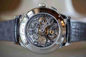 Im Detail Die Replica Uhren Montblanc Heritage Spirit Pulsograph Lachszifferblatt