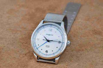 Klassische Replica Uhren Montblanc Heritage GMT Automatik Edelstahl 40mm