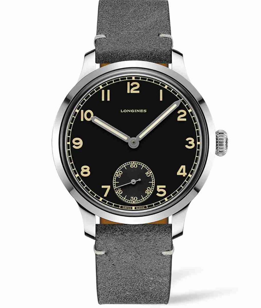 Die klassischen Replica Uhren Longines Heritage Military 1938 Einführung zum Erntedankfest