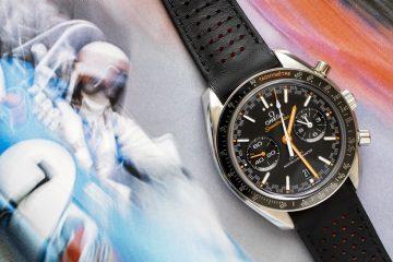 Im Detail Die neuen Schweizer Replica Uhren Omega Speedmaster Racing Master Chronometer