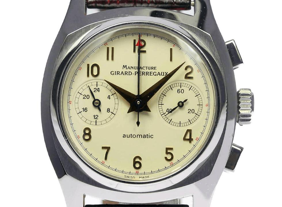 Vorstellung des Girard-Perregaux Vintage 1960 Chronographen 38mm ref. 2598