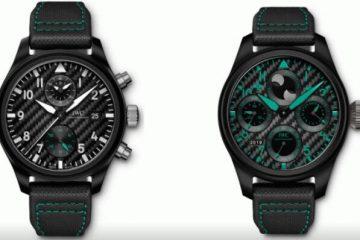 Replica Uhren IWC Pilot Perpetual Calendar Chronographen Limitierte Auflage