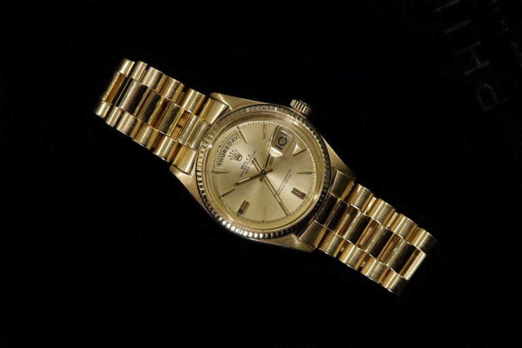 Kaufanleitung für Replica Uhren Rolex Oyster Perpetual Day-Date 18 Karat Gelbgold