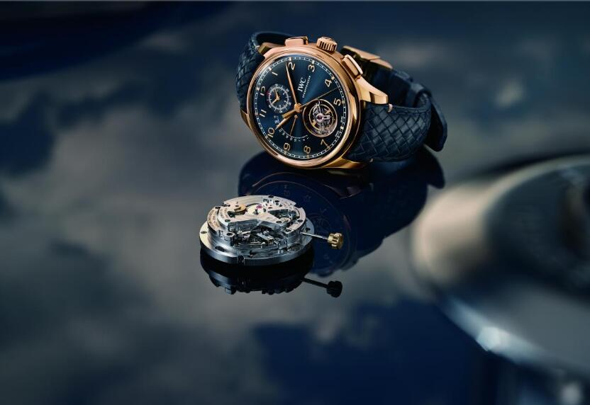 Christoph Grainger-Herr, CEO von IWC, stellte die Replica Uhren IWC Portugieser