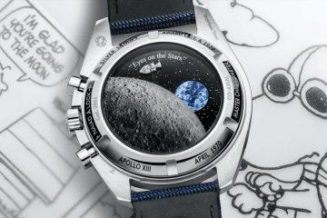 Replica Uhren Omega Speedmaster Silber Snoopy Award 50. Jahrestag Chronographen Einkaufsführer 2