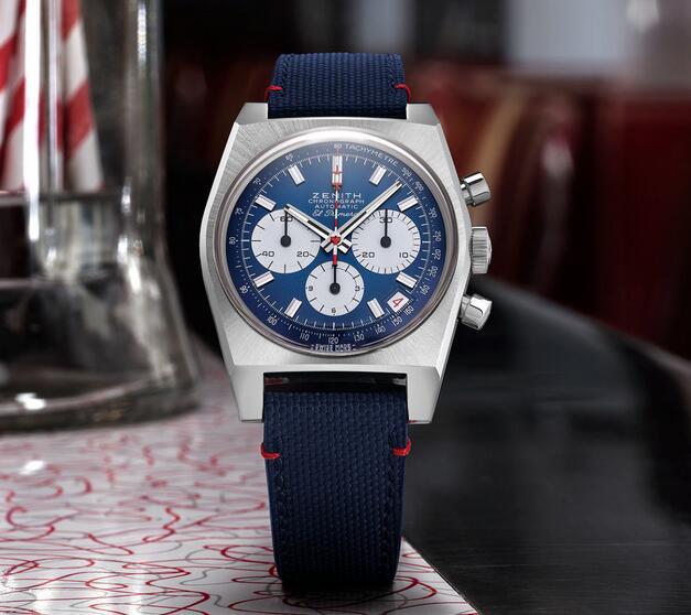 Replika Uhren Zenith Chronomaster El Primero Revival Liberty Automatik Chronographen 1
