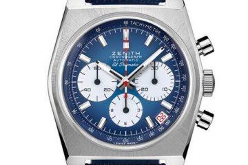 Replika Uhren Zenith Chronomaster El Primero Revival Liberty Automatik Chronographen 2