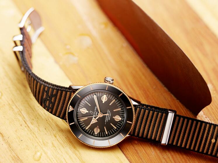 Replik Uhren Breitling Superocean Heritage '57 Outerknown Edelstahl 42mm 1