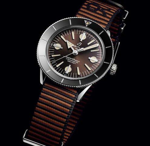 Replik Uhren Breitling Superocean Heritage '57 Outerknown Edelstahl 42mm 2