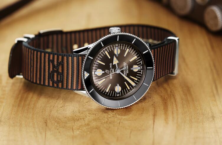 Replik Uhren Breitling Superocean Heritage '57 Outerknown Edelstahl 42mm 3