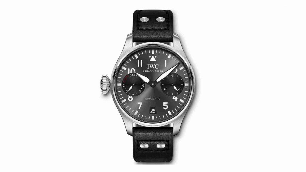 Einführung der neuen Replik Uhren IWC Big Pilot Rechtshänder Limitierte Auflage 1