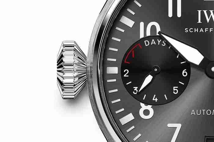 Einführung der neuen Replik Uhren IWC Big Pilot Rechtshänder Limitierte Auflage 2