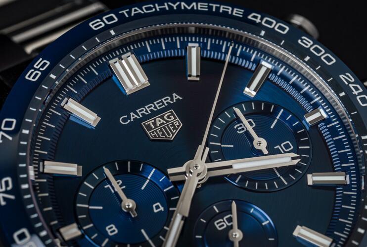 Vorstellung der neuen Replik Uhren TAG Heuer Carrera Sport Chronographen 1